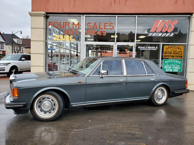 1989 Rolls-Royce Silver Spirit Sedan in Buffalo, New York