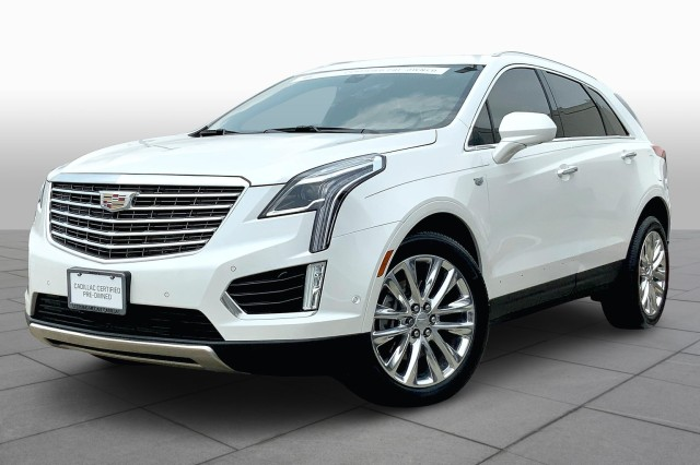 2018 Cadillac XT5 Platinum AWD *CERTIFIED*