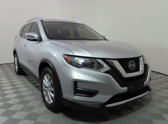 51332018 Nissan Rogue SV