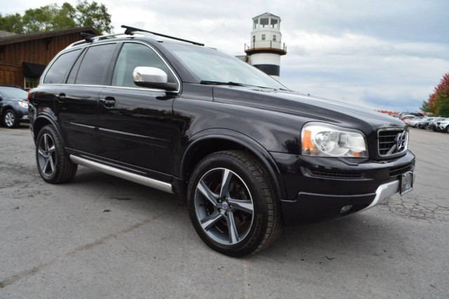 Used 2013 Volvo XC90 R-Design SUV for sale in Geneva NY