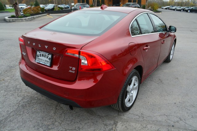 Used 2013 Volvo S60 T5 Premier Plus AWD Sedan for sale in Geneva NY