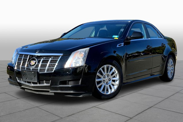 Used 2012 Cadillac CTS Sedan