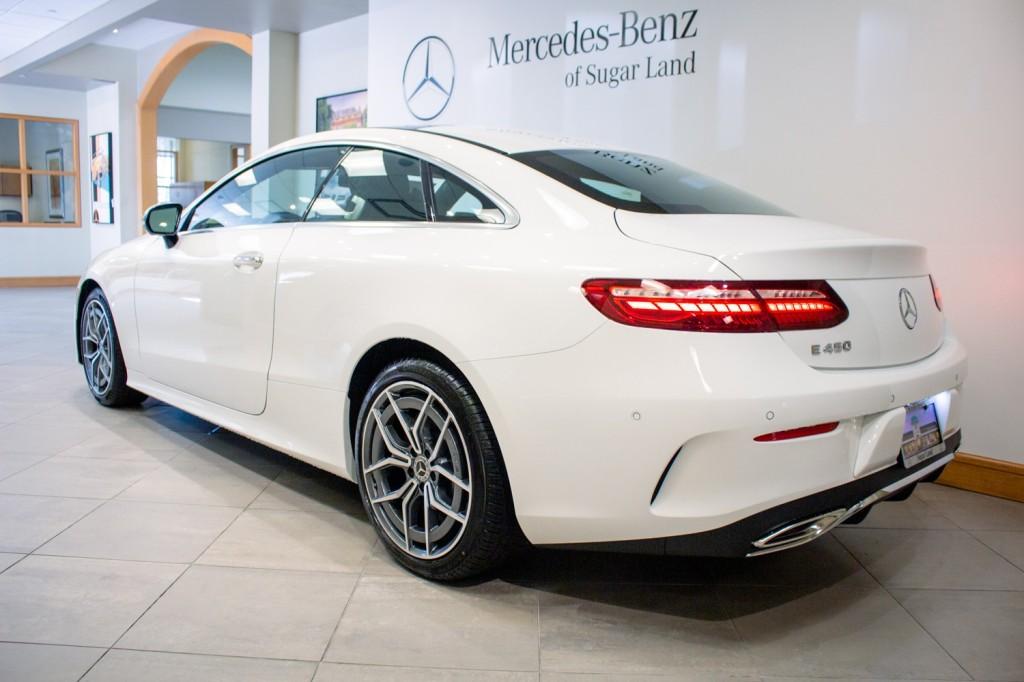 New 2021 Mercedes-Benz E-Class E 450 COUPE in Sugar Land # ...