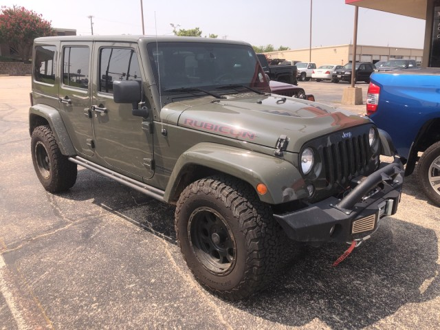 2016 Jeep Wrangler Unlimited Rubicon Hard Rock in Ft. Worth, Texas