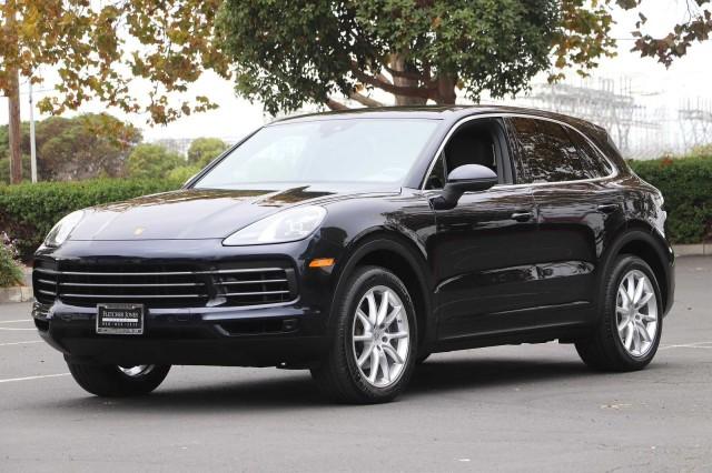 Pre-Owned 2020 Porsche Cayenne