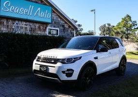 2015 Land Rover Discovery Sport HSE LUX in Wilmington, North Carolina