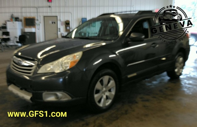 Used 2011 Subaru Outback 2.5i Limited Pwr Moon Wagon for sale in Geneva NY
