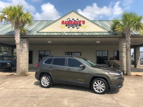 2016 Jeep Cherokee Limited in Lafayette, Louisiana