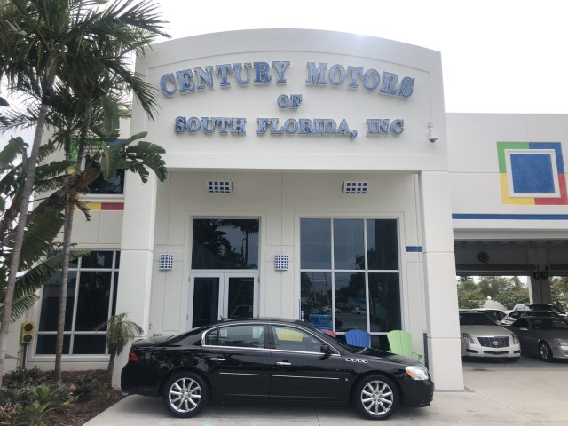 2006 Buick Lucerne 38,675 MILES CXS 1 OWNER FLORIDA in pompano beach, Florida