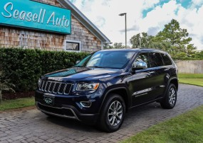 2014 Jeep Grand Cherokee Limited in Wilmington, North Carolina