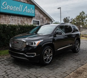 2017 GMC Acadia Denali in Wilmington, North Carolina
