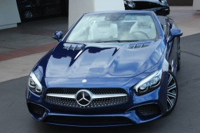 2017 Mercedes-Benz SL450 SL 450 in Tempe, Arizona