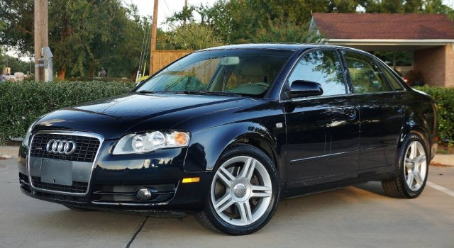 2007 Audi A4 2.0T in Richardson, Texas
