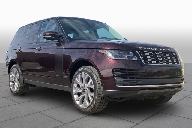New 2021 Land Rover Range Rover Autobiography