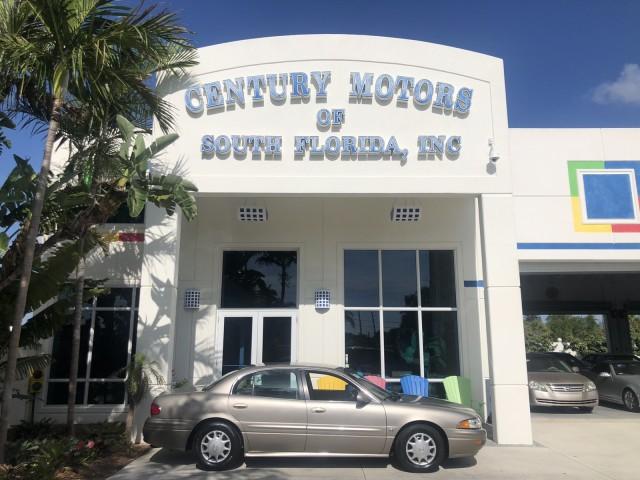 2004 Buick LeSabre WARRANTY Custom LOW MILES NO ACCIDENTS in pompano beach, Florida