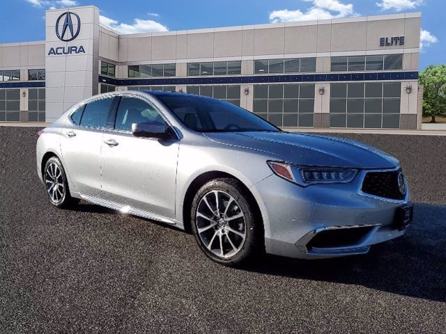 Certified Pre-Owned 2018 Acura TLX 3.5 V-6 9-AT P-AWS with Technology Package With Navigation -