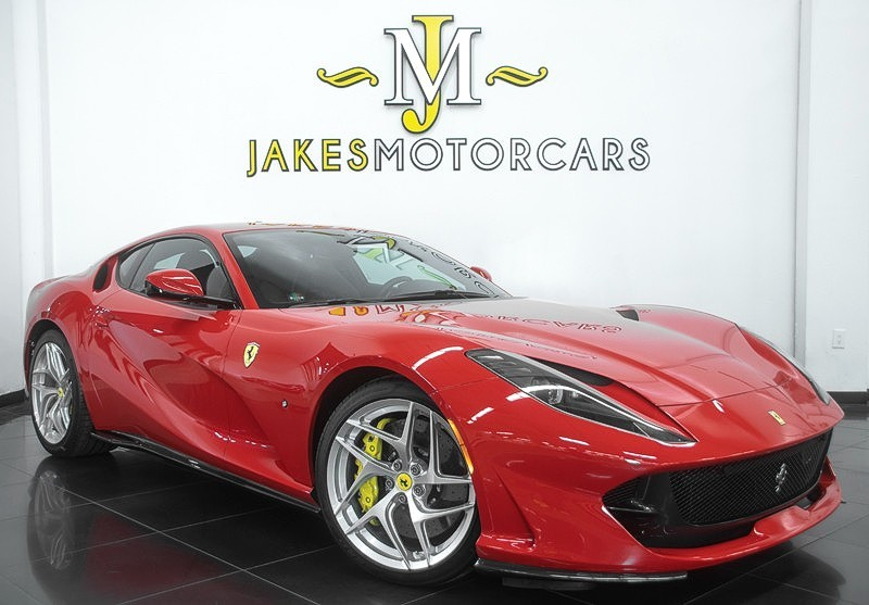 2018 Ferrari 812 Superfast ($419,307 MSRP!!) *ONLY 3900 MILES* in ,
