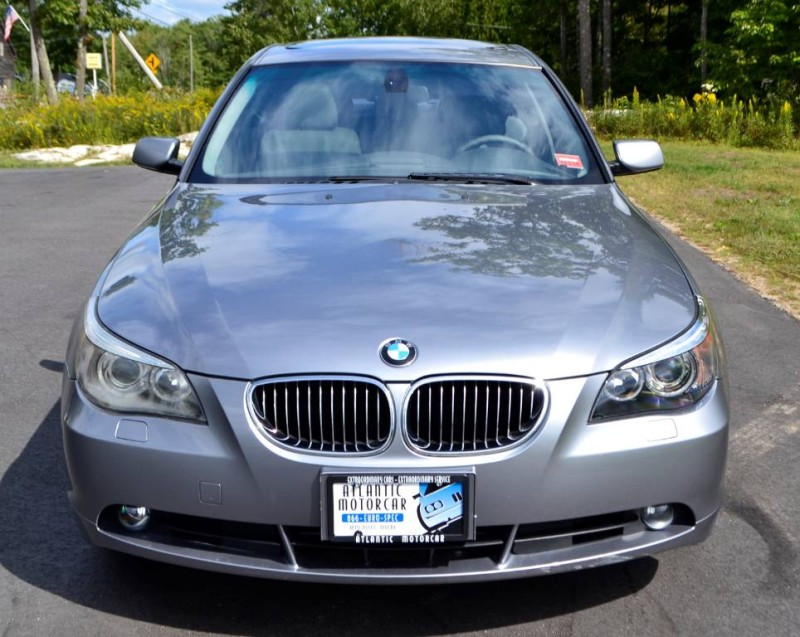 2007 BMW 5 Series 530xi in Wiscasset, ME