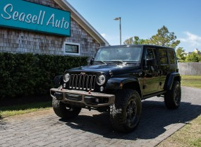 2017 Jeep Wrangler Unlimited 75th Anniversary in Wilmington, North Carolina
