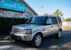 2012 Land Rover LR4 HSE in Wilmington, North Carolina