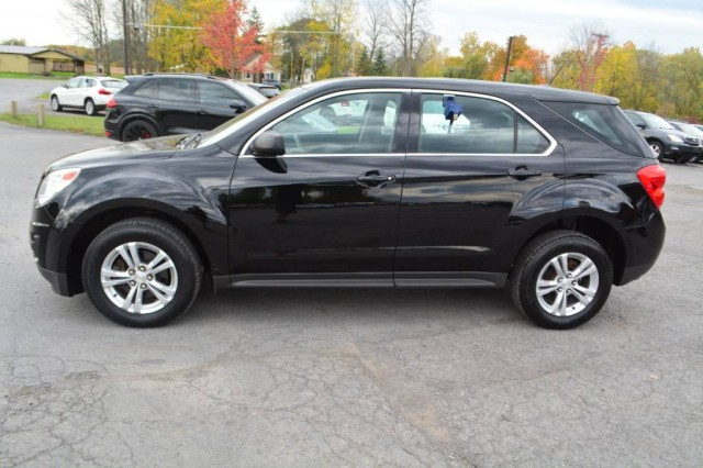 Used 2014 Chevrolet Equinox LS SUV for sale in Geneva NY