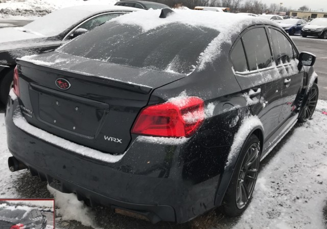 Used 2015 Subaru WRX Premium Sedan for sale in Geneva NY