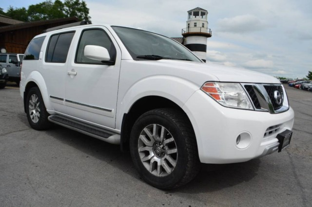 Used 2010 Nissan Pathfinder LE SUV for sale in Geneva NY