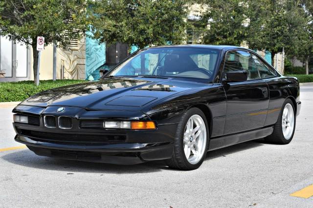 1991 BMW 8 Series 850i in West Palm Beach, Florida