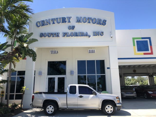 2005 Chevrolet Colorado LOW MILES 47,751 LS Z85 X CAB in pompano beach, Florida