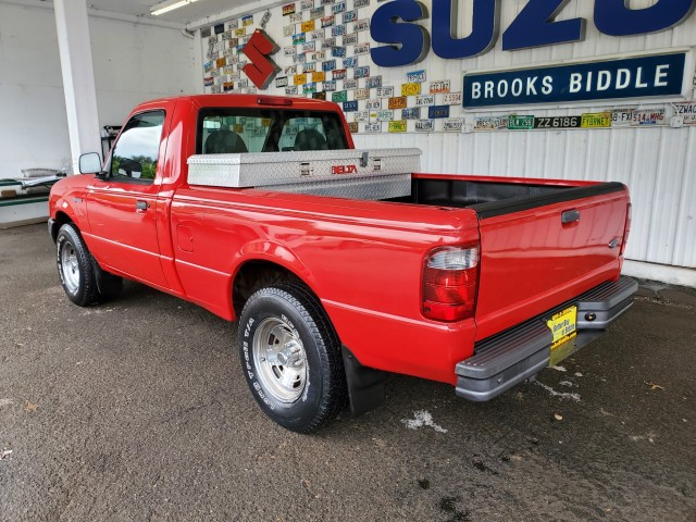 Pre-Owned 2001 Ford Ranger XL