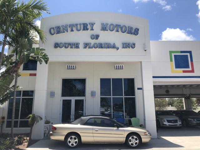 1998 Chrysler Sebring JXi 2.5 v6 1 owner low miles in pompano beach, Florida