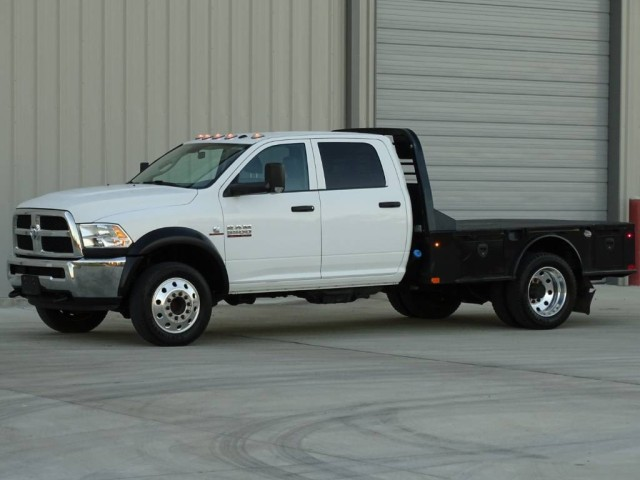 2018 Ram 5500 Chassis Cab Tradesman 4x4 in Houston, Texas