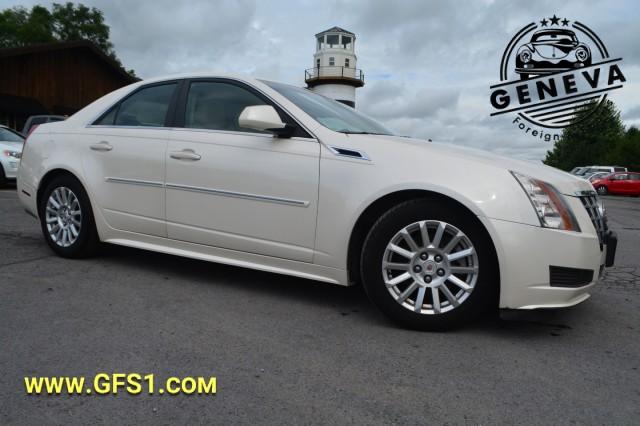 Used 2012 Cadillac CTS Sedan Luxury