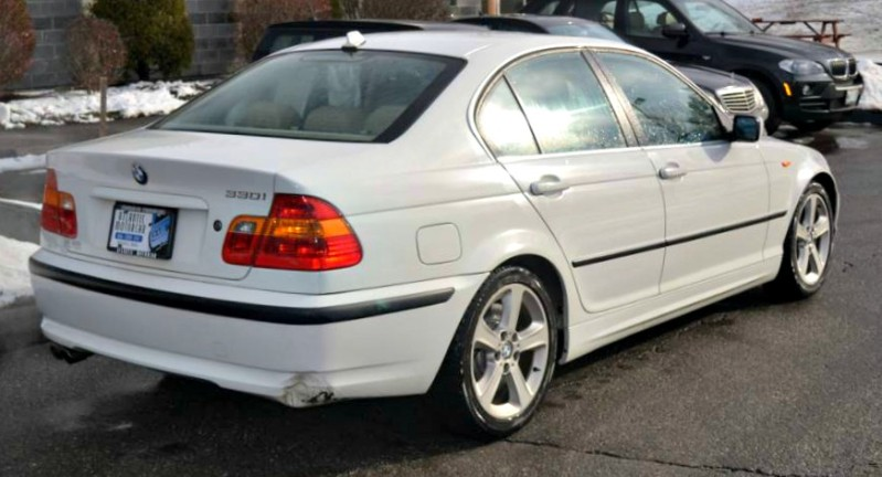 2005 BMW 3 Series 330i in Wiscasset, ME