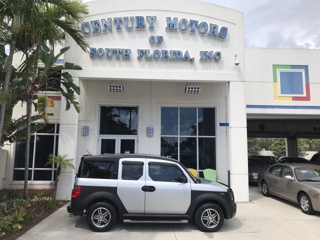 2008 Honda Element LX 1-Owner Clean CarFax No Accidents CD Cruise in pompano beach, Florida