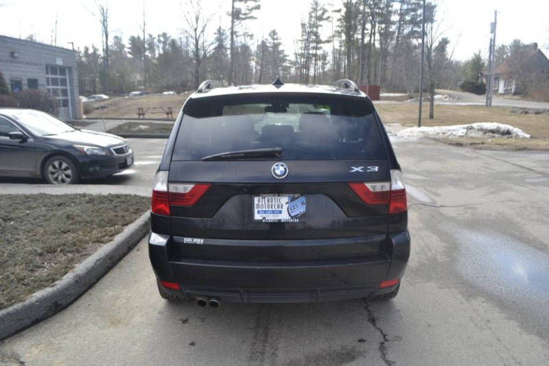 2008 BMW X3 3.0si in Wiscasset, ME