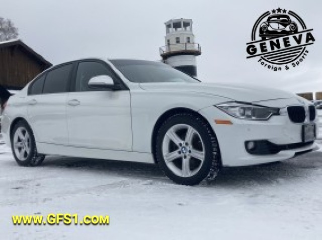 Used 2014 BMW 3 Series 328i xDrive Sedan for sale in Geneva NY