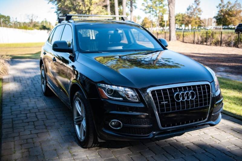 2012 Audi Q5 3.2L Premium Plus in Wilmington, North Carolina