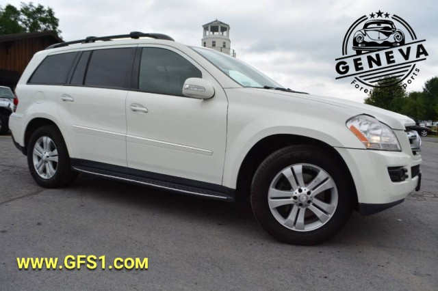 Used 2008 Mercedes-Benz GL-Class 4.6L SUV for sale in Geneva NY