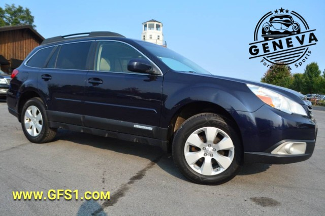 Used 2012 Subaru Outback 2.5i Prem Wagon for sale in Geneva NY
