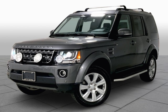 Used 2016 Land Rover LR4
