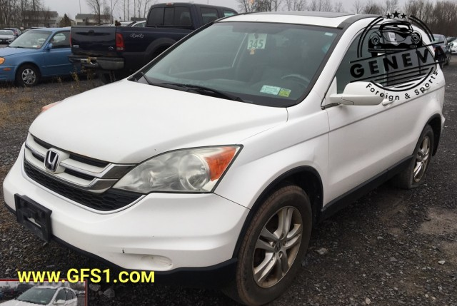 Used 2011 Honda CR-V EX-L SUV for sale in Geneva NY