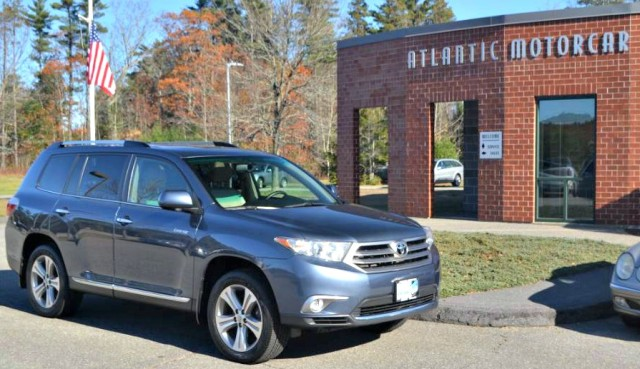 2013 Toyota Highlander Limited in Wiscasset, ME