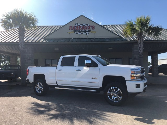 2015 Chevrolet Silverado 2500HD Crew Cab 4WD High Country in Lafayette, Louisiana