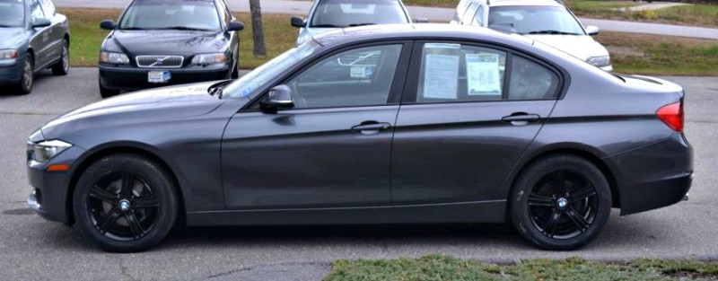 2013 BMW 3 Series 328i xDrive in Wiscasset, ME