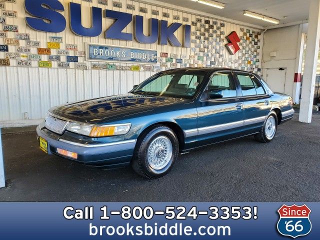 Pre-Owned 1994 Mercury Grand Marquis LS