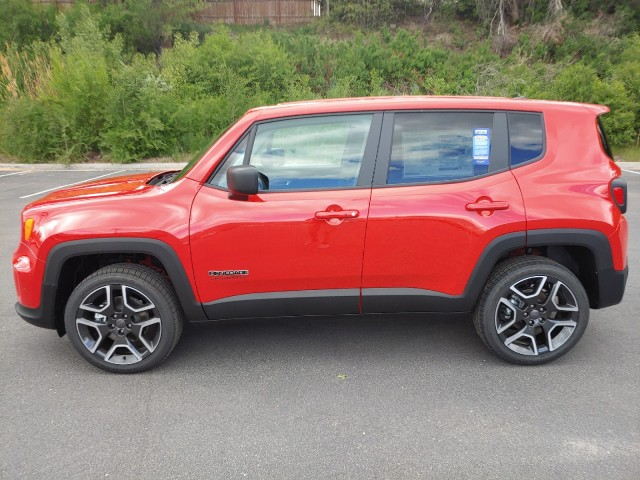 New 2021 JEEP Renegade