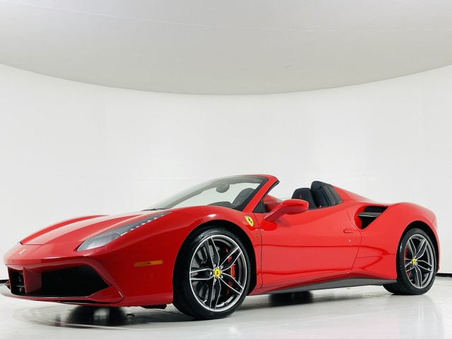 2018 Ferrari 488 Spider For Sale