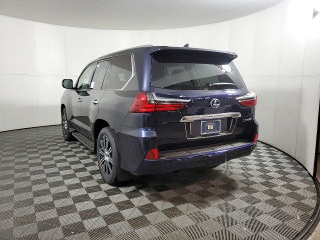 New 2021 Lexus LX 570 Two-Row