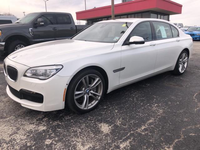 2015 BMW 7 Series 750Li in Ft. Worth, Texas